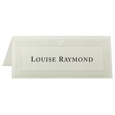 First-Base Place Cards