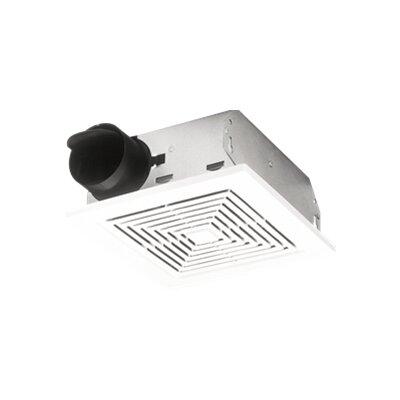 50 CFM Ceiling/Wall Mount Ventilation Fan by Broan