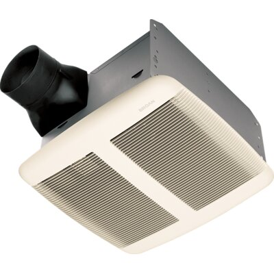 110 CFM Energy Star Bathroom Fan with Grille by Broan