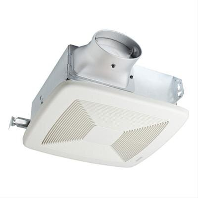 Broan LoProfile 80 CFM Energy Star Bathroom Fan