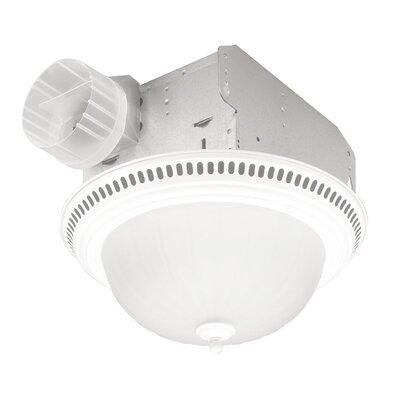 70 CFM Exhaust Bathroom Fan with Light by Broan