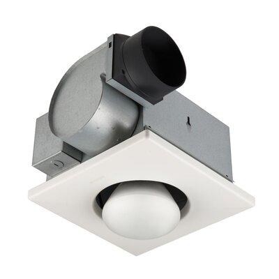 Heater 70 CFM Bathroom Fan by Broan