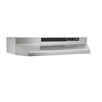 "ADA Capable F40000 Series 30"" 190 CFM Ducted Under Cabinet Range Hood Product Photo"