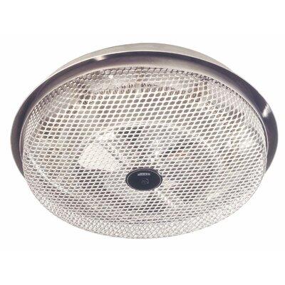 Broan 1,250 Watt Ceiling Mounted Electric Fan Heater
