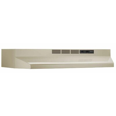 """36"""" Ductless Under Cabinet Range Hood Product Photo"""