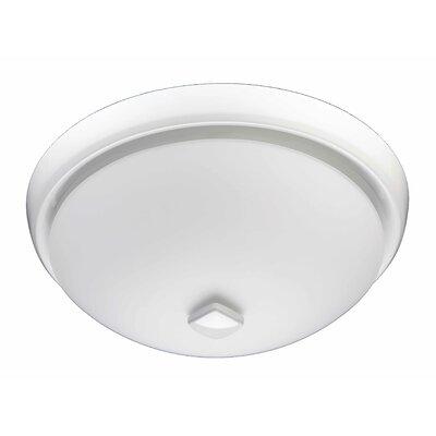 80 cfm energy star bathroom fan with light wayfair - Broan 80 cfm bathroom fan with light ...