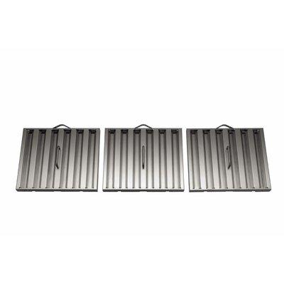 "Broan 48"" 1200 CFM Ducted Wall Mount Range Hood in Stainless Steel"