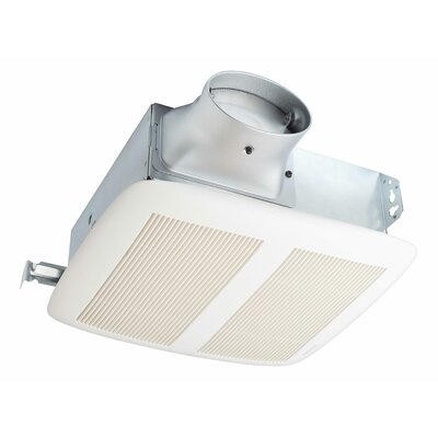Broan LoProfile 80 CFM Energy Star Bathroom Fan