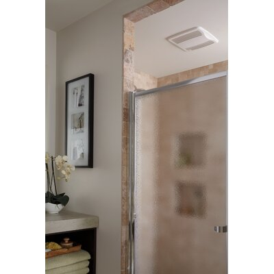 Broan 110 CFM Energy Star Bathroom Fan with Humidity