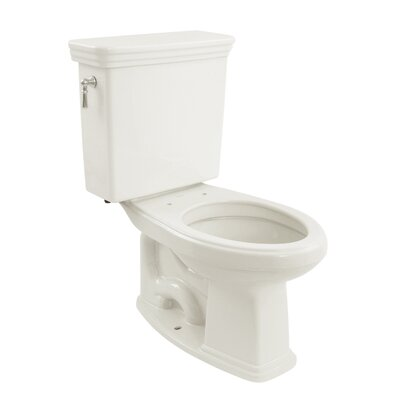 Promenade Eco 1.28 GPF Elongated 2 Piece Toilet with SanaGloss Glaze Product Photo
