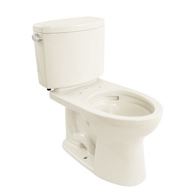 Drake II 1.28 GPF Elongated 2 Piece Toilet with SanaGloss Glaze Product Photo