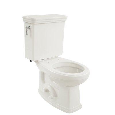 Promenade Eco 1.28 GPF Round 2 Piece Toilet with SanaGloss Glaze Product Photo