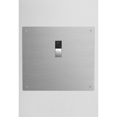 High Efficiency Concealed Sensor Urinal Flush Valve with 1.25