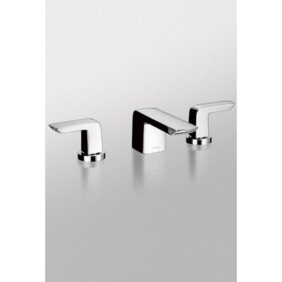 Soiree Double Handle Widespread Bathroom Faucet Product Photo