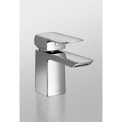 Soiree Single Handle Single Hole Bathroom Faucet Product Photo