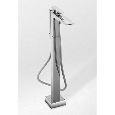One Handle Floor Mount Tub Spout Product Photo
