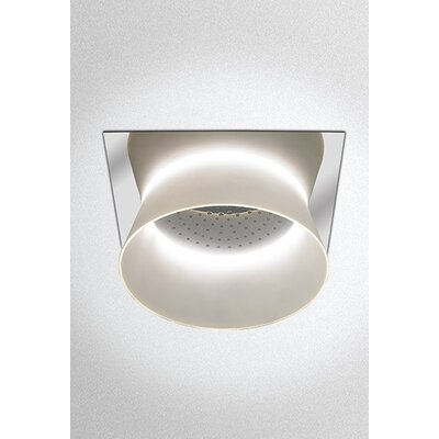 Aimes Ceiling Mount Shower Head with LED Lighting Product Photo
