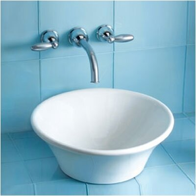 Toto Alexis Vessel Bathroom Sink with SanaGloss Glazing