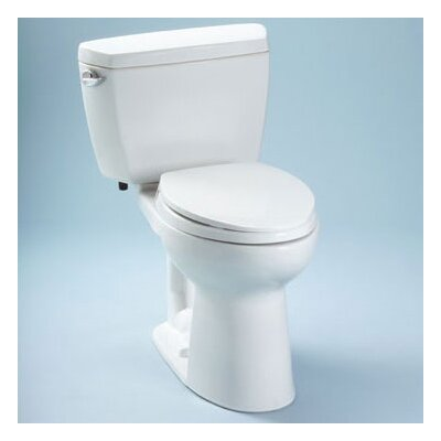 Drake 1.6 GPF Elongated 2 Piece Rough-In Toilet Product Photo