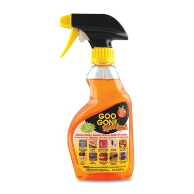 Magic American Goo Gone Spray Gel, Non-Drip/No-mess, 12 oz.