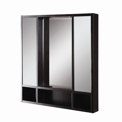 "Tyson 30"" x 4"" x 32 Mirrored Medicine Cabinet Product Photo"