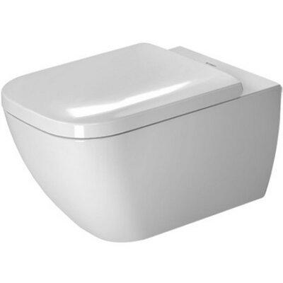 Happy D.2 Dual Flush Toilet Bowl Only by Duravit