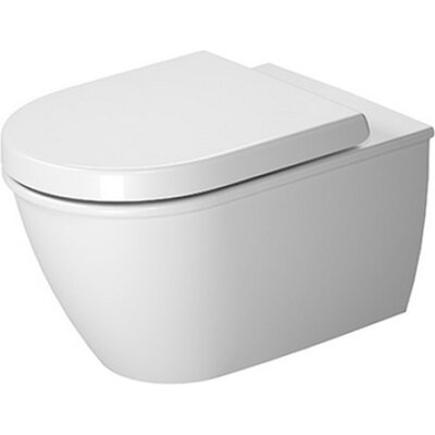 Darling New Dual Flush Special Toilet Bowl Only by Duravit