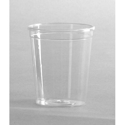 WNA Comet Comet Plastic 2 oz Portion Cup Clear (2500 Cups Per Case)
