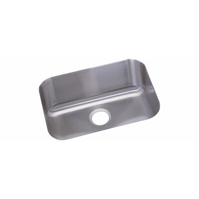 "Dayton 23.5"" x 18.25"" Deep Single Bowl Undermount Kitchen Sink Product Photo"