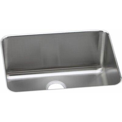"Gourmet 25"" x 18.75"" Single Bowl Undermount Kitchen Sink Product Photo"