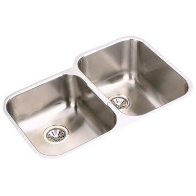 """Elkay Gourmet 31.25"""" x 20.5"""" Kitchen Sink"""