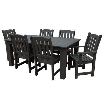Lehigh 7 Piece Dining Set by Highwood USA
