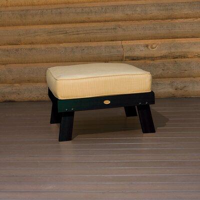 Pocono Ottoman with Cushion by Highwood USA