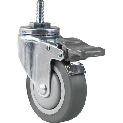 Caster for Electric Table by Master Equipment