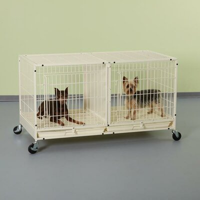 Pet Studio Modular Pet Crate