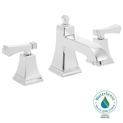 Rainier Double Handle Widespread Bathroom Faucet Product Photo