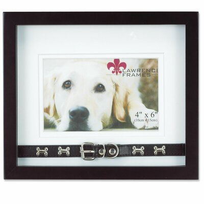 Lawrence Frames Dog Collar Picture Frame