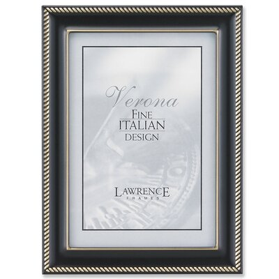 Picture Frame with Rope Border by Lawrence Frames