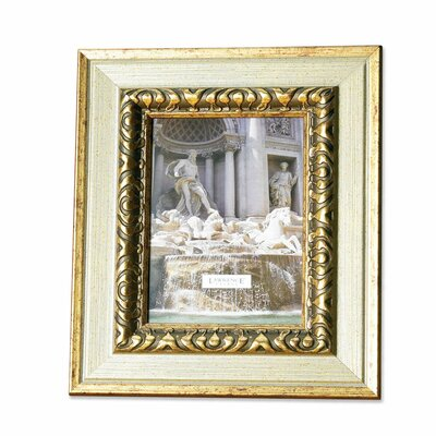Carved Picture Frame by Lawrence Frames