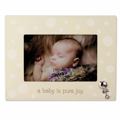 Baby Picture Frame by Lawrence Frames