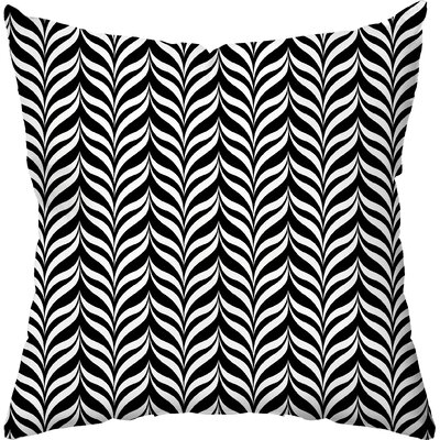 Marbleized Throw Pillow by Checkerboard