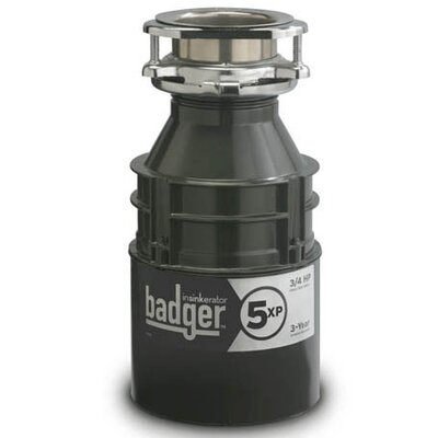Badger Series 3/4 HP Garbage Disposal with Continuous Feed Product Photo