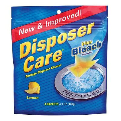 Disposer Care Garbage Disposal Cleaner Product Photo