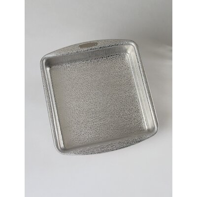 Pebbleware Square Cake Pan by Doughmakers