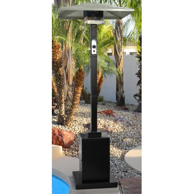Tall Commercial Propane Patio Heater by AZ Patio Heaters