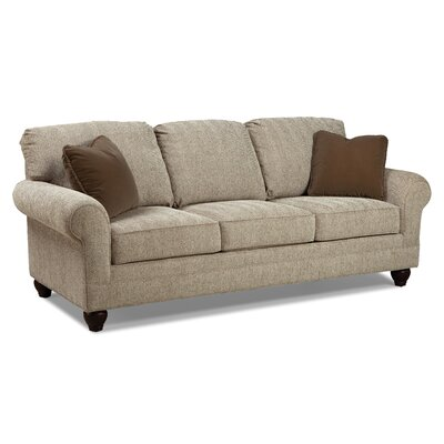 Casual 3 Cushion Sofa by Fairfield Chair