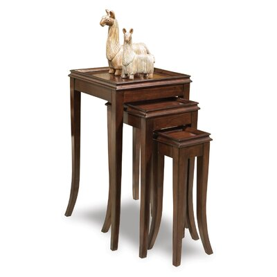 Minuette 3 Piece Nesting Tables by Fairfield Chair
