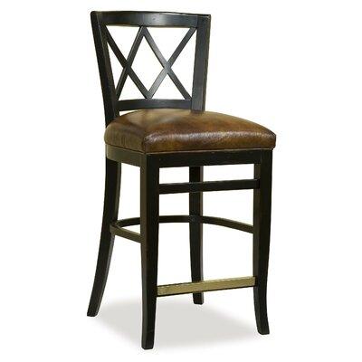 """Fairfield Chair 27"""" Bar Stool with Cushion"""