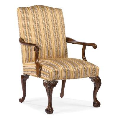 Fairfield Chair Ball And Claw Fabric Arm Chair Amp Reviews