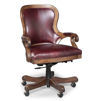 Swivel Conference Chair by Fairfield Chair